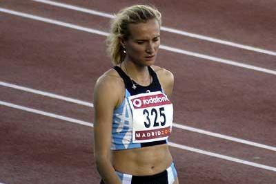 Inessa Kravets in Madrid (IAAF)