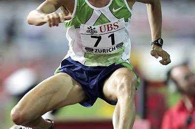 Jukka Keskisalo competing in Zurich (Getty Images)