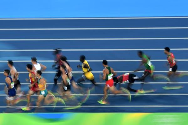 The men's 1500m final at the Rio 2016 Olympic Games (Getty Images)
