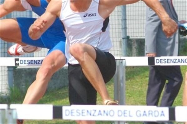 Jake Arnold in Desenzano del Garda (Lorenzo Sampaolo)