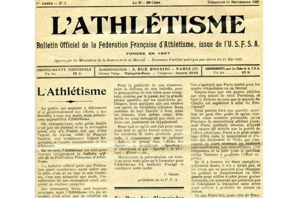 Athletisme Magazine (FAA)