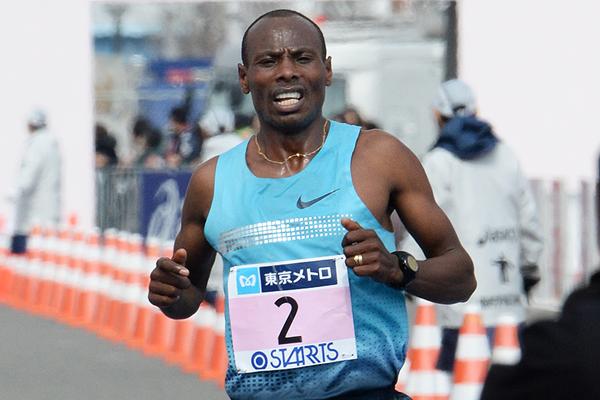 Ethiopian marathon runner Tadese Tola (AFP / Getty Images)
