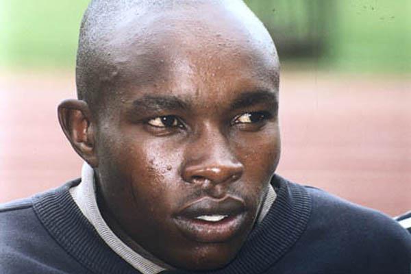 Abraham Rono - Kenya (Peter Njenga)