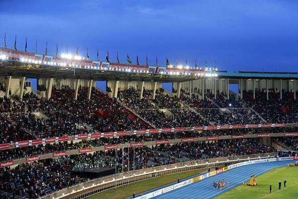 Crowds at the IAAF World U18 Championships Nairobi 2017 (Getty Images)