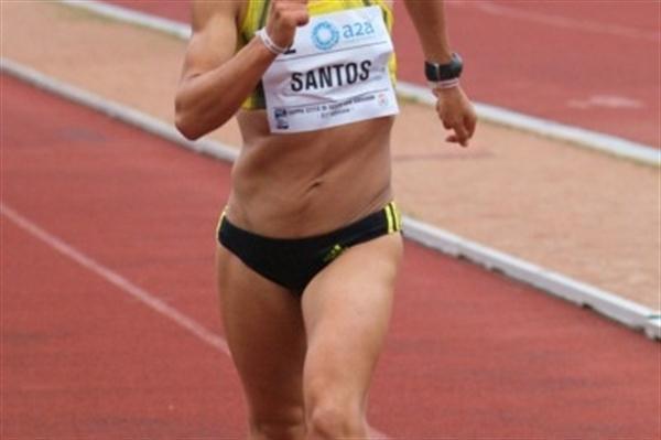 Vera Santos takes a convincing victory in San Sesto Giovanni (Lorenzo Sampaolo)