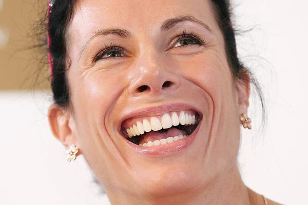 US pole vaulter Jenn Suhr (Getty Images)