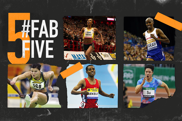 Fab five: World Indoor Tour moments (IAAF)