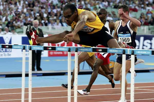 Jamaica's Maurice Wignall (JAM), outclasses rivals - Melbourne (Getty Images)