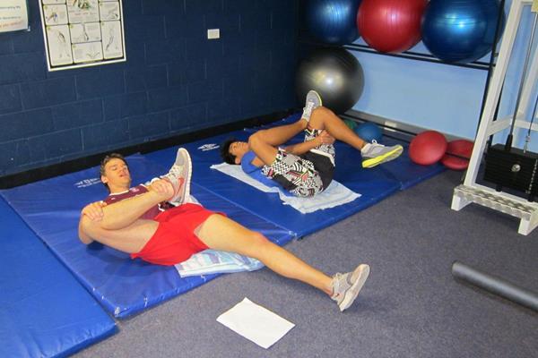 HPTC Gold Coast gym (HPTC Gold Coast)