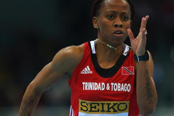 Trinidad and Tobago's Michelle-Lee Ahye (Getty Images)