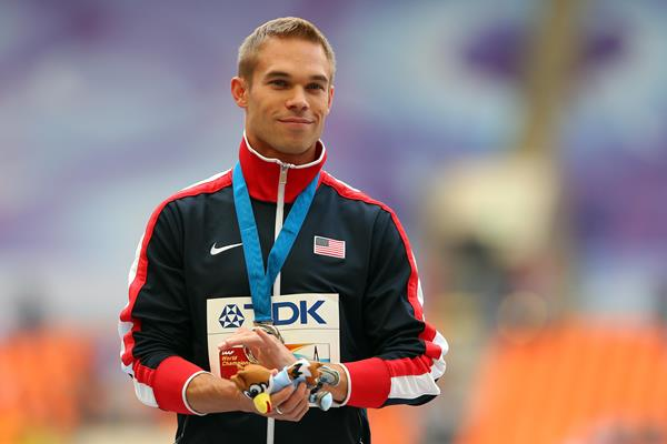 Nick Symmonds | Moscow 2013 | 800m silver ()