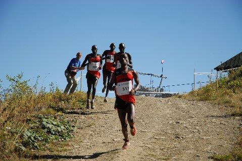 Ugandan runners to the fore at the WMRA Mountain Running World Championships (Nancy Hobbs / WMRA)