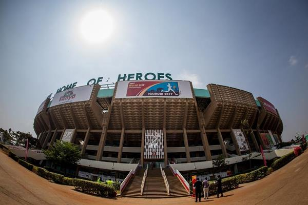 Kasarani Stadium, venue for the IAAF U18 World Championships Nairobi 2017 (Getty Images)