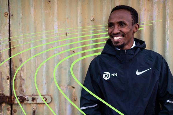 Dutch distance runner Abdi Nageeye (Dan Vernon)