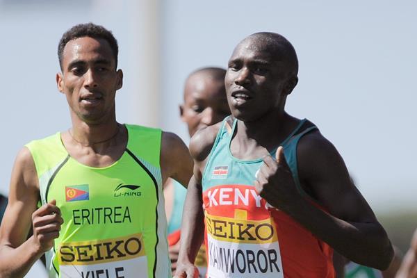 Kenya's Geoffrey Kipsang (Getty Images)