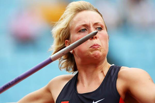 Christina Obergfoell of Germany - Javelin Throw (Getty Images)