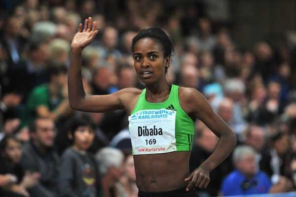 Genzebe Dibaba (Getty Images)