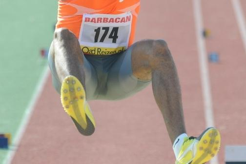 Morrocan record holder Yahya Berrabah in Hengelo (organisers)