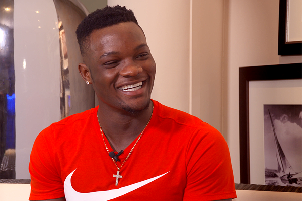 Omar McLeod on IAAF Inside Athletics (IAAF)