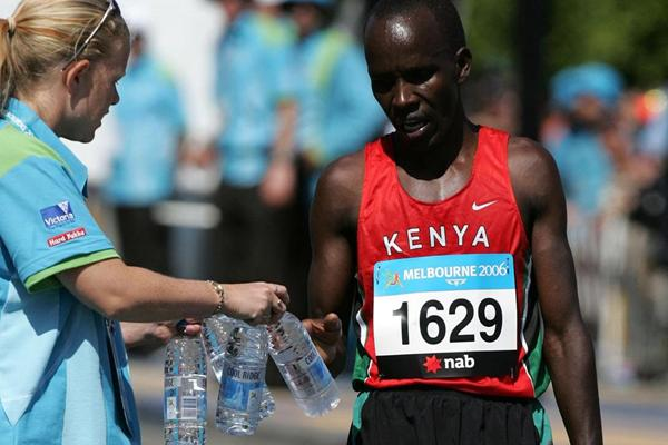 Kenyan race walker David Kimutai (Getty Images)