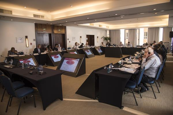The IAAF Council meeting in Rio de Janeiro (Getty Images)