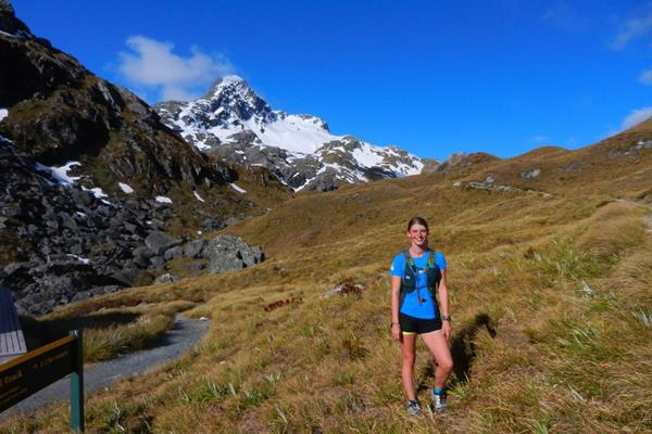 The Routeburn Track  in New Zealand (Bo Oudshoorn)