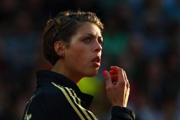 Blanka Vlasic in Zurich (Getty Images)