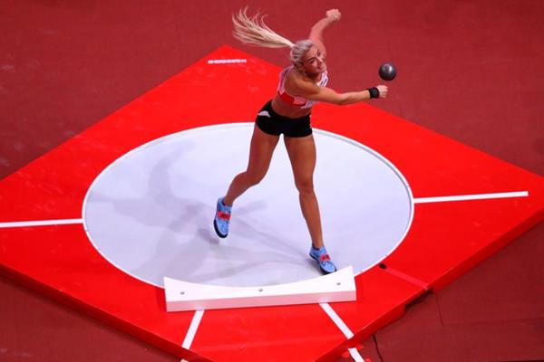 Scotland's Eildh Doyle claims bronze at World Indoor Championships