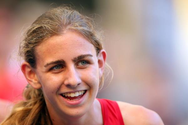 US middle-distance runner Mary Cain (Getty Images)