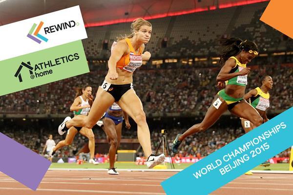 Rewind: World Championships Beijing 2015 (Getty Images)