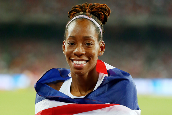 British long jumper Shara Proctor at the IAAF World Championships Beijing 2015 (Getty Images)