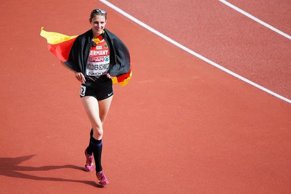 German steeplechaser Antje Moldner-Schmidt (Getty Images)