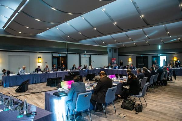 IAAF Council Meeting in Monaco (Philippe Fitte)