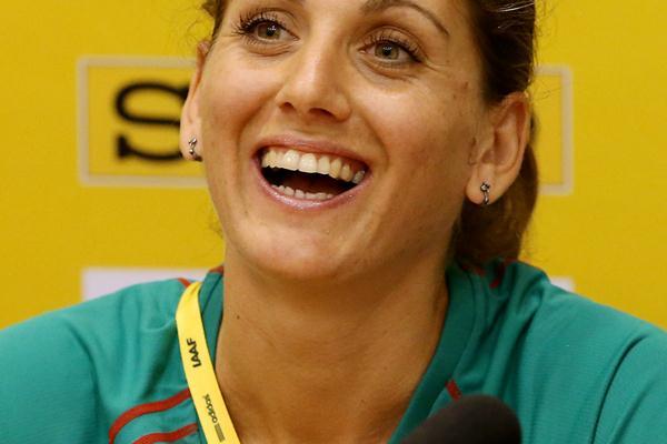Silviya Danekova of Bulgaria in Kavarna (Getty Images)