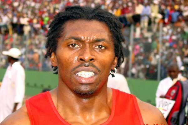 Joseph Batangdon (Cameroon)  - Brazzaville (Ouma)