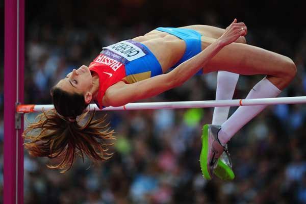 Anna Chicherova (Getty Images)