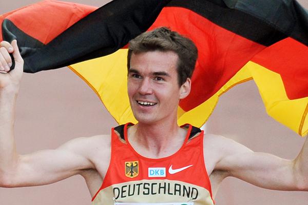 German distance runner Arne Gabius (AFP / Getty Images)