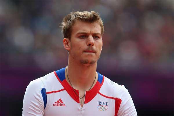 French sprinter Christophe LeMaitre (Getty images)