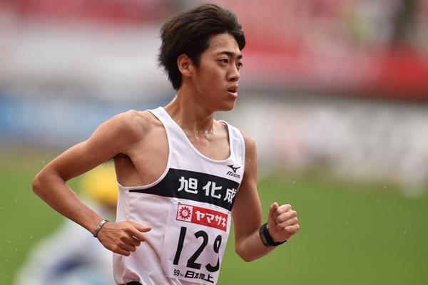 Japanese distance runner Kota Murayama (Getty Images)