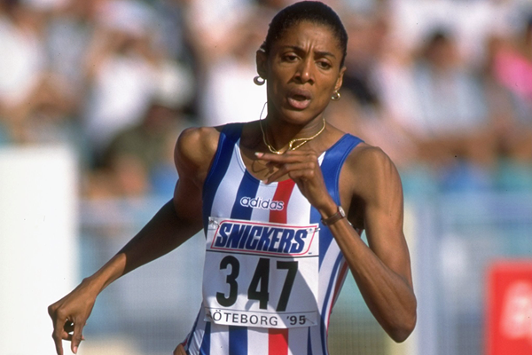 French sprinter Marie-Jose Perec (Getty Images)