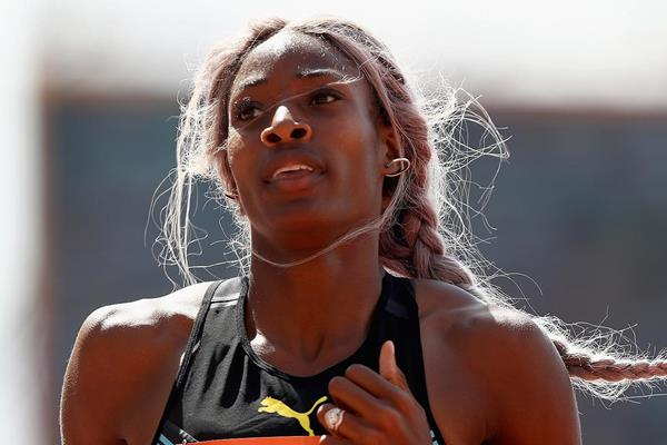 Bahamian sprinter Shaunae Miller-Uibo (Getty Images)