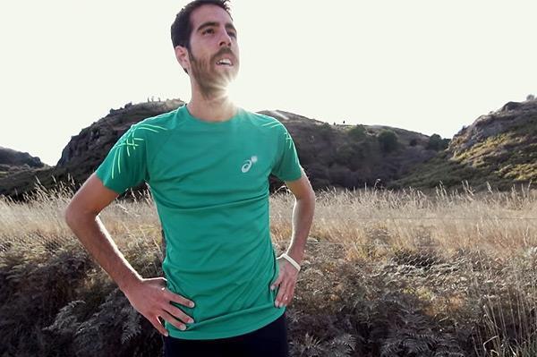 US 800m runner Ryan Martin (Asics)