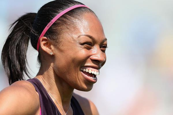 US sprinter Allyson Felix (Getty Images)