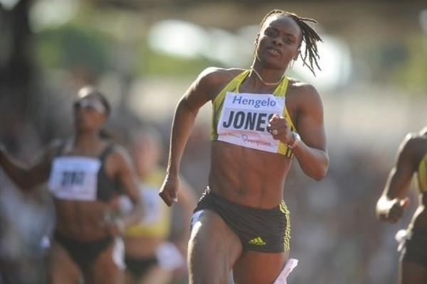 Double dash success for Laverne Jones in Hengelo (organisers)