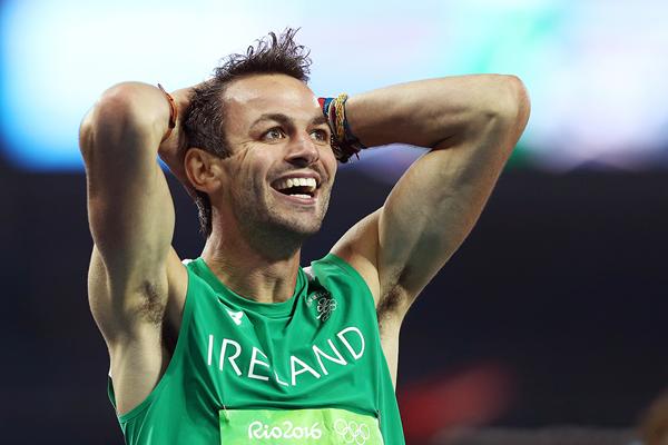 Irish 400m hurdler Thomas Barr at the Rio 2016 Olympic Games (Getty Images)