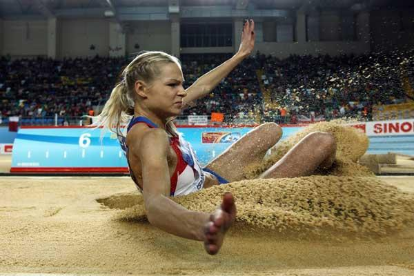 Darya Klishina (Getty Images)