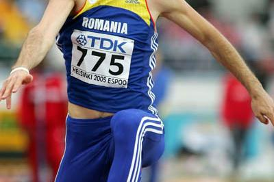 Marian Oprea qualifies for the men's Triple Jump final (Getty Images)