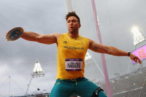 Benn Harradine (Getty Images)