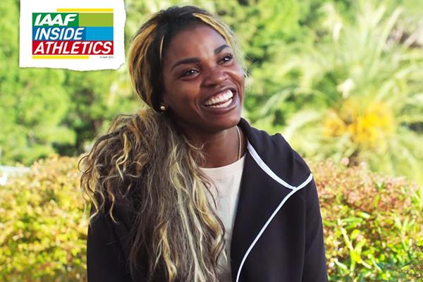 Caterine Ibarguen on IAAF Inside Athletics (IAAF)