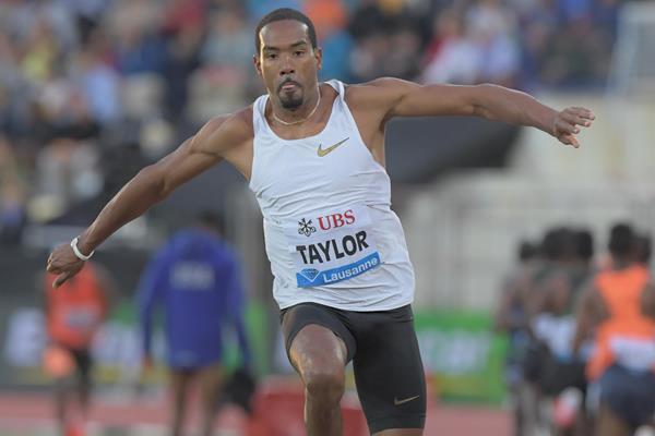 Another Lausanne victory for Christian Taylor (Gladys Chai von der Laage)
